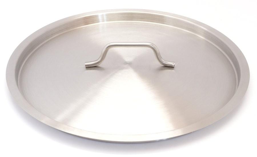 Fedő (rozsdamentes) 40 cm