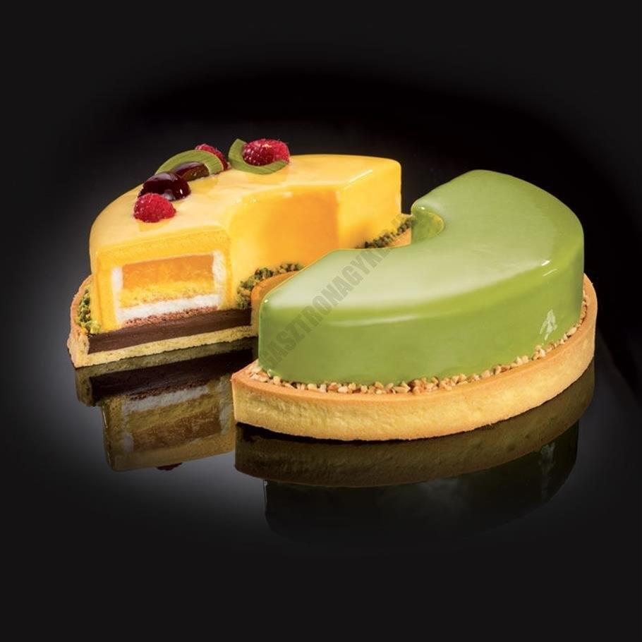 Cake Idea 6 részes sütőkeret, Duetto 19, rozsdamentes