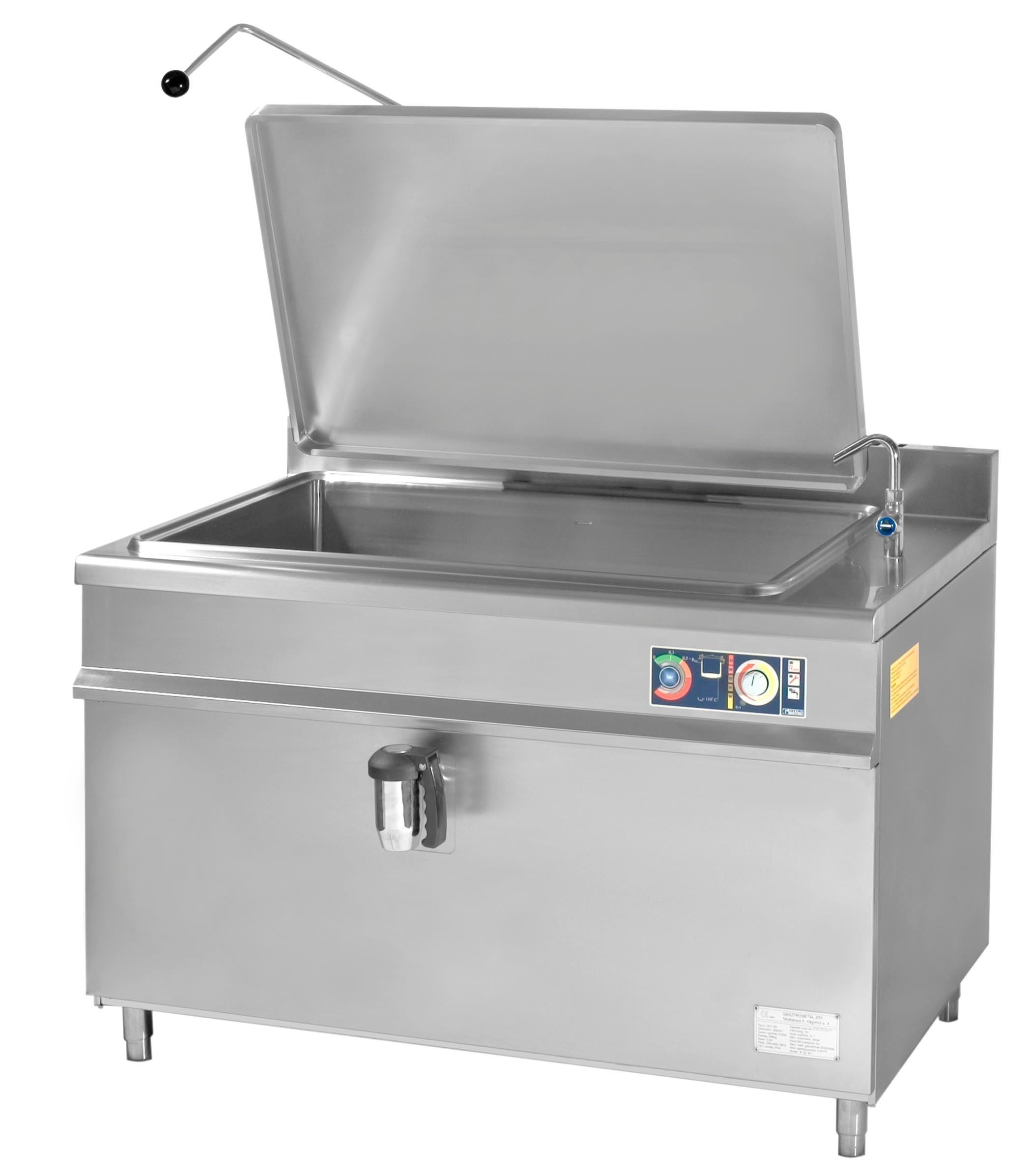 Gázüzemű főzőüst 300 literes GM-GLF-302