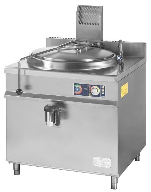 Gázüzemű főzőüst 150 literes GM-GLR-152