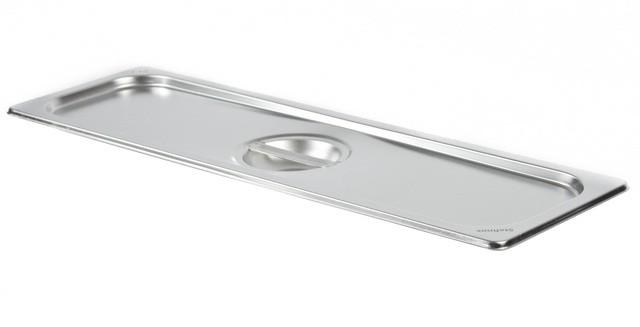 GN 2/4 fedő (16,2×53 cm) rozsdamentes