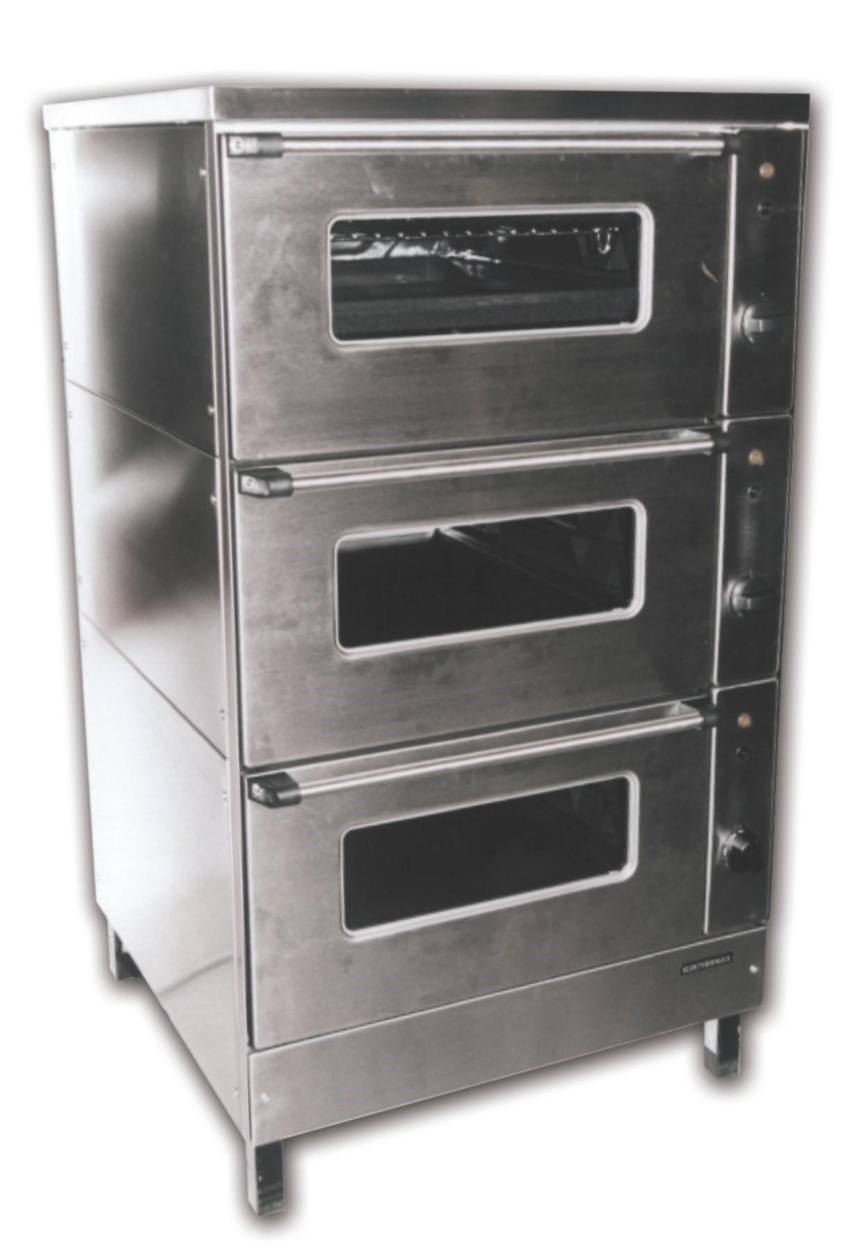 Elektromos sütő, 3 aknás NS-1306