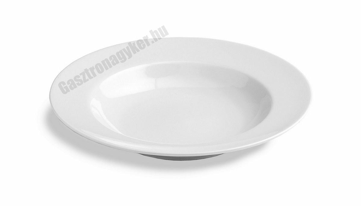 Oliva pasztás-tésztás tányér, 32H5 cm, 800 ml, porcelán