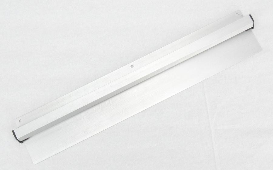 Blokktartó sín 45 cm golyós alumínium