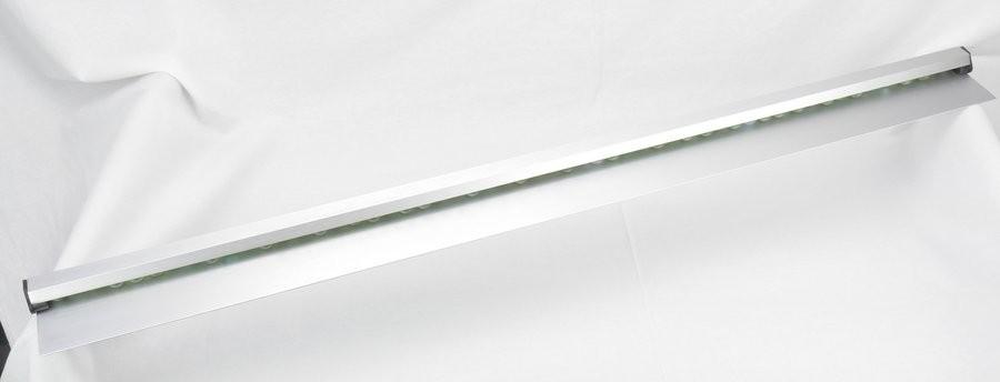 Blokktartó sín 90 cm golyós alumínium