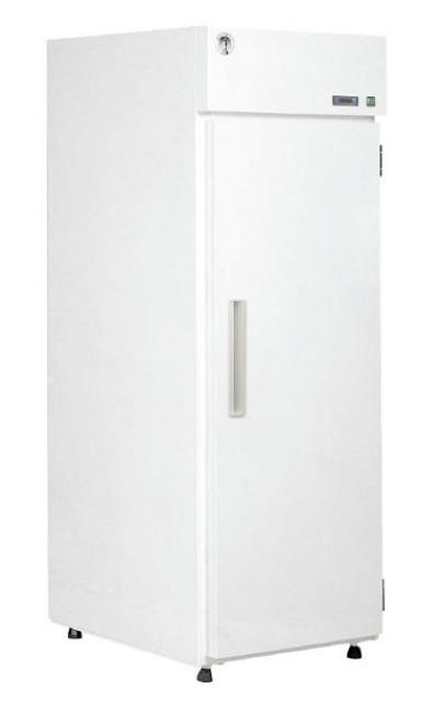Teleajtós hűtőszekrény bruttó 500 l, festett külsővel ECO C500