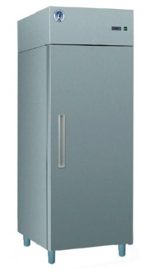 Teleajtós hűtőszekrény 700 l, rozsdamentes külsővel GASTRO C700 INOX