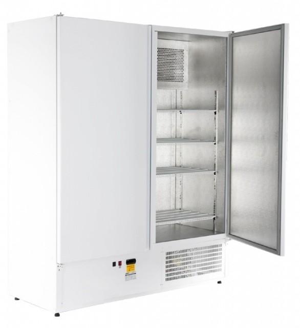 Két teleajtós hűtőszekrény, festett, 1200 l SCH 1400