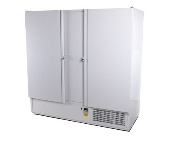 Két teleajtós hűtőszekrény, festett, 2100 l SCH 2000