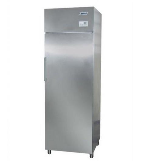 Teleajtós hűtőszekrény 700 l, rozsdamentes külsővel SCH 700 GN INOX
