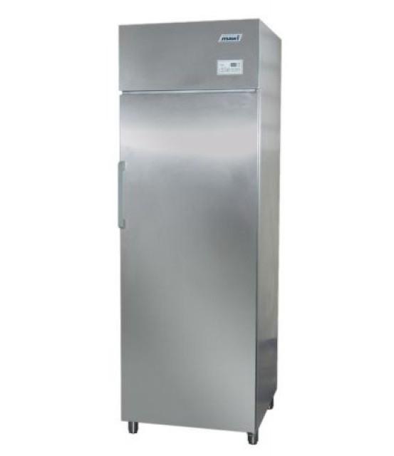 Teleajtós fagyasztószekrény 700 l, rozsdamentes külsővel SMR 700 GN INOX