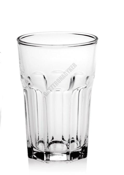 Medina vizespohár, 380 ml, üveg