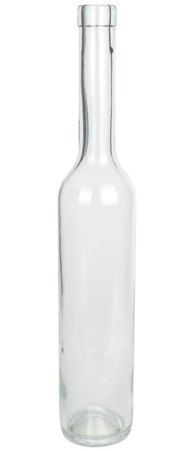 Svéd Pálinkás üveg 500 ml átlátszó