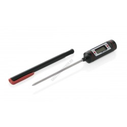 Maghőmérő, digitális, -50 - +300 fokig, 17,5 cm