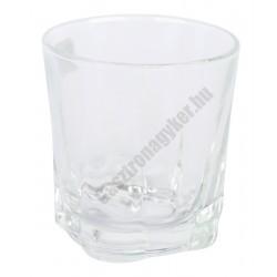 Falcon whiskys pohár 300 ml, üveg