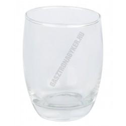 Hordó pohár 100 ml, üveg