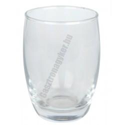 Hordó pohár 200 ml, üveg