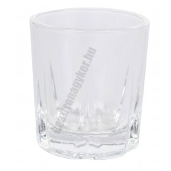 Vera pálinkás pohár 50 ml, üveg