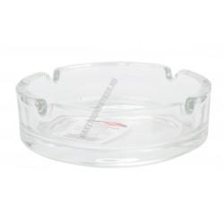 Hamutartó 10,5 cm átlátszó üveg