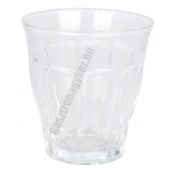 Presszó kávés pohár, 80 ml, üveg