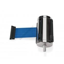 Szalagkazetta, króm, 2 m kék szalag, Highflex