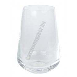 Siesta vizespohár 380 ml kristály, üveg
