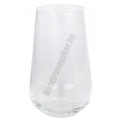 Siesta high ball pohár 440 ml kristály