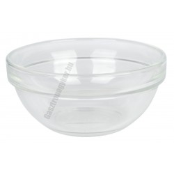 Empilable tálka 12 cm 3,7 dl üveg, sorolható