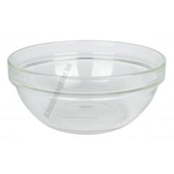 Empilable tálka 17 cm 10 dl üveg, sorolható
