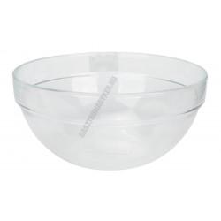 Empilable tál, üveg 20 cm 17 dl, sorolható