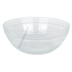 Empilable tál, üveg 23 cm 28 dl, sorolható