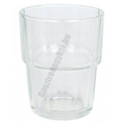 Norvege vizespohár 200 ml sorolható, üveg