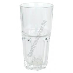 Granity long drink pohár 200 ml , üveg