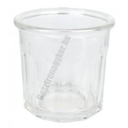 Eskale whisky pohár 310 ml, üveg