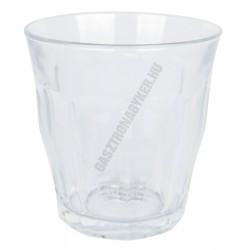 Picardie kávés pohár, 310 ml temperált, üveg