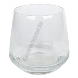 Lal whisky pohár 345 ml, üveg