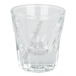 Marocco pálinkás pohár 30 ml, üveg