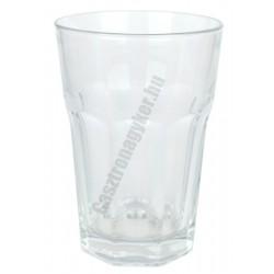 Marocco long drink pohár 420 ml, üveg