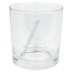 Chile vizespohár 250 ml, üveg