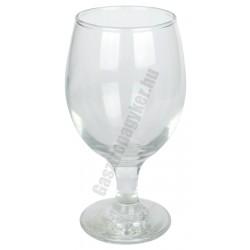 Kouros söröspohár 390 ml talpas, üveg