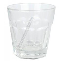 MAX vizes pohár 260 ml, üveg