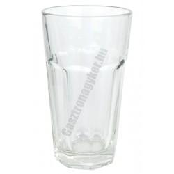 Max XXL pohár 660 ml, üveg