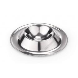 Tojástartó, 8,5 cm, kör alakú, sorolható, rozsdamentes