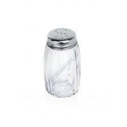 Sószóró, 3,5x7 cm, üveg
