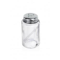 Borsszóró, 3,5x7 cm, üveg, egyenes oldalú
