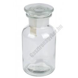 Ételmintás üveg 250 ml