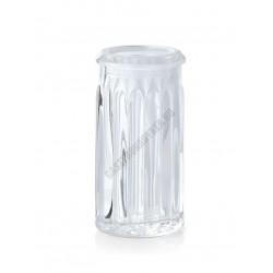 Fogvájó tartó, 6 cm, üveg