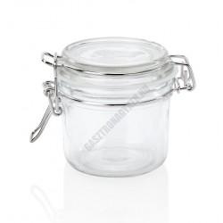 Swing csatos üveg, befőttes, 0,2 liter, 8,5x8,5 cm