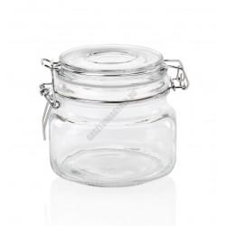 Swing csatos üveg, befőttes, 0,5 liter, 11x10 cm