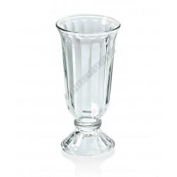 Fagylaltos kehely, 9x19 cm, üveg